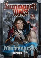 Summoner Wars: The Mercenaries Faction Deck - Board Game Box Shot
