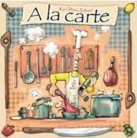 A la Carte - Board Game Box Shot