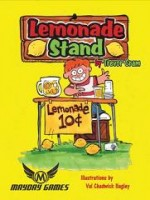 Lemonade Stand - Board Game Box Shot