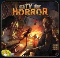 City of Horror - Board Game Box Shot