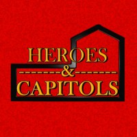 Heroes and Capitols - Board Game Box Shot