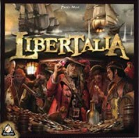 Libertalia - Board Game Box Shot