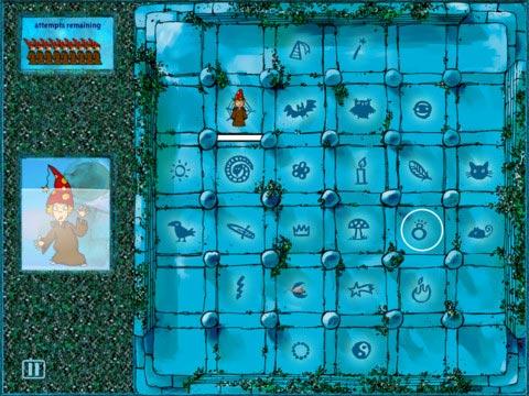 The Magic Labyrinth gameplay