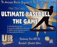 Ultimate Baseball The Game - Board Game Box Shot