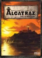 Alcatraz: The Scapegoat - Board Game Box Shot