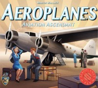 Aeroplanes: Aviation Ascendant - Board Game Box Shot