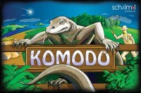 Komodo - Board Game Box Shot