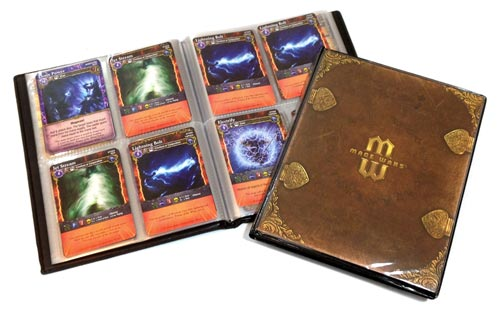 Mage Wars spellbook