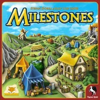 Milestones - Board Game Box Shot