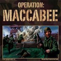 Operation: Maccabee - Board Game Box Shot