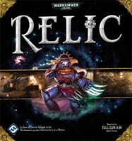 Relic - Board Game Box Shot