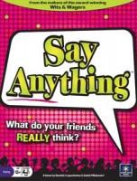 Say Anything - Board Game Box Shot