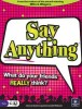 Go to the Say Anything page