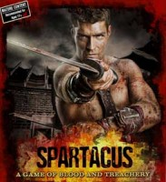 Spartacus: A Game of Blood & Treachery - Board Game Box Shot