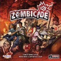 Zombicide - Board Game Box Shot