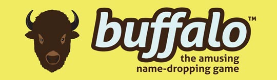 buffalo the amusing name-dropping game