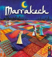 Marrakech - Board Game Box Shot