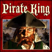 Pirate King - Board Game Box Shot