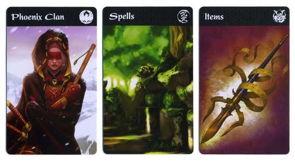 NIS L5R CCG Shadows Embrace strategy set OOP - direct to player set