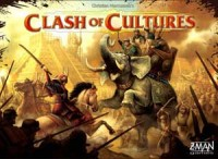 Clash of Cultures - Board Game Box Shot