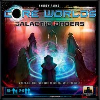 Core Worlds: Galactic Orders - Board Game Box Shot