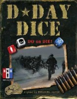 D-Day Dice - Board Game Box Shot