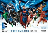 DC Comics: Deck-Building Game - Board Game Box Shot