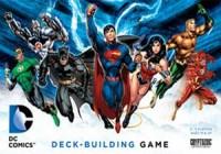 DC Comics: Deck-Building Game - Board Game Box Shot