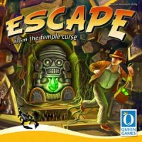 Escape: The Curse of the Temple - Board Game Box Shot