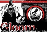 Gloom - Board Game Box Shot