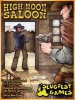High Noon Saloon - Board Game Box Shot
