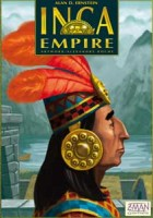 Inca Empire - Board Game Box Shot