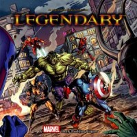 Legendary: A Marvel Deck Building Game - Board Game Box Shot