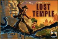 Lost Temple - Board Game Box Shot