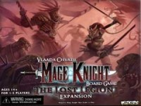 Mage Knight Board Game: The Lost Legion - Board Game Box Shot