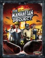 The Manhattan Project - Board Game Box Shot