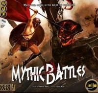 Mythic Battles - Board Game Box Shot