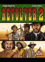 Revolver 2: Last Stand at Malpaso - Board Game Box Shot