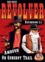 Revolver: Ambush on Gunshot Trail - Board Game Box Shot
