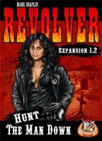 Revolver: Hunt the Man Down - Board Game Box Shot