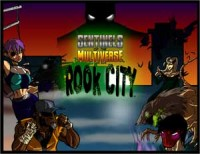 Sentinels of the Multiverse: Rook City - Board Game Box Shot