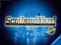 Scotland Yard - Board Game Box Shot