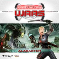 Sedition Wars: Battle for Alabaster - Board Game Box Shot