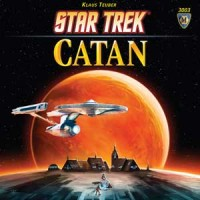 Star Trek: Catan - Board Game Box Shot