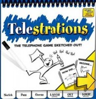 Telestrations - Board Game Box Shot
