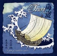 Tsuro of the Seas - Board Game Box Shot