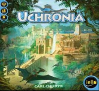 Uchronia - Board Game Box Shot