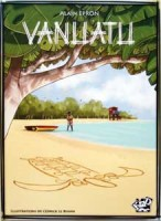 Vanuatu - Board Game Box Shot