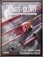 Wings of Glory: WWI - Board Game Box Shot