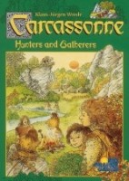 Carcassonne: Hunters and Gatherers - Board Game Box Shot